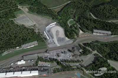 Spa-Francorchamps renovation project