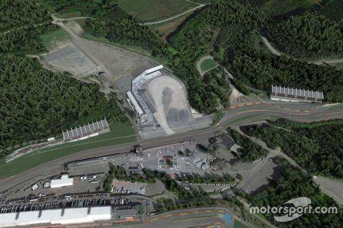 Progetto di ristrutturazione a Spa-Francorchamps