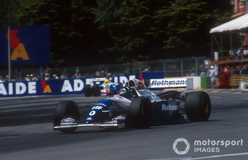 Деймон Хілл, Williams FW16B Renault