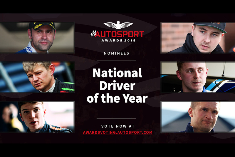 National Driver of the Year