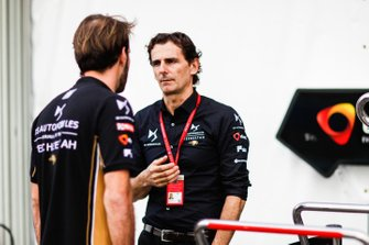Jean-Eric Vergne, DS TECHEETAH, Pedro de la Rosa, Technical, Sporting Advisor, DS TECHEETAH