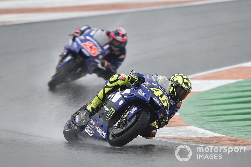 Стабільність гонщиків заводської Yamaha