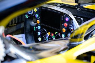 Renault Cockpit Detail