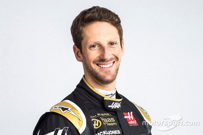 2019 - Romain Grosjean, Haas F1