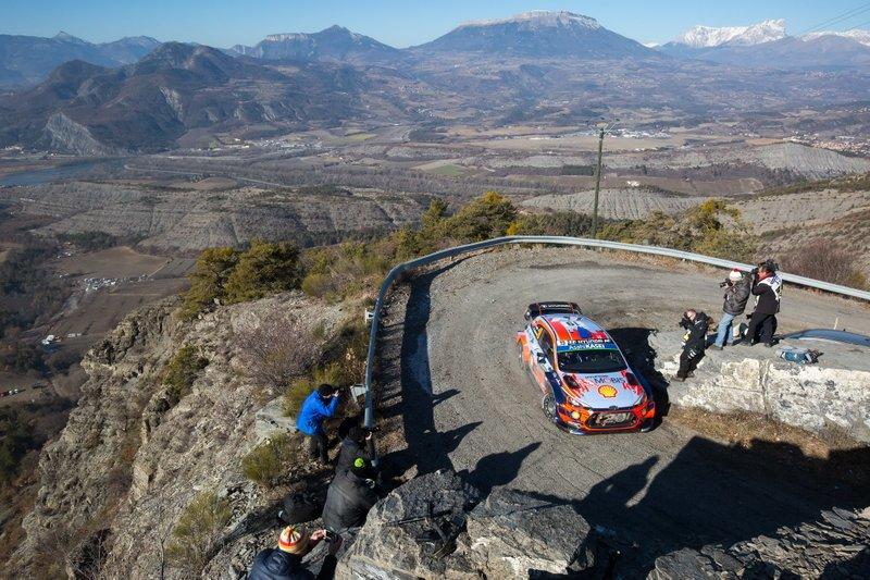 Себастьян Льоб, Даніель Елена, Hyundai Motorsport Hyundai i20 Coupe WRC