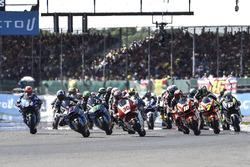 Alex Marquez, Marc VDS, race start
