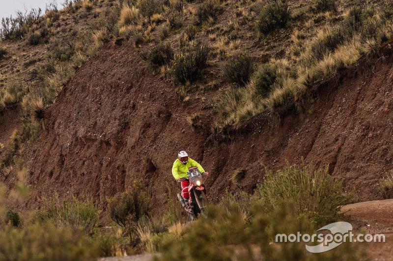 #82 Himoinsa Racing Team KTM: Daniel Oliveras