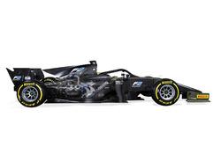 Monoposto FIA Formula 2 2018