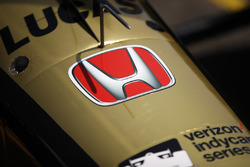 James Hinchcliffe, Schmidt Peterson Motorsports Honda, Honda Logo