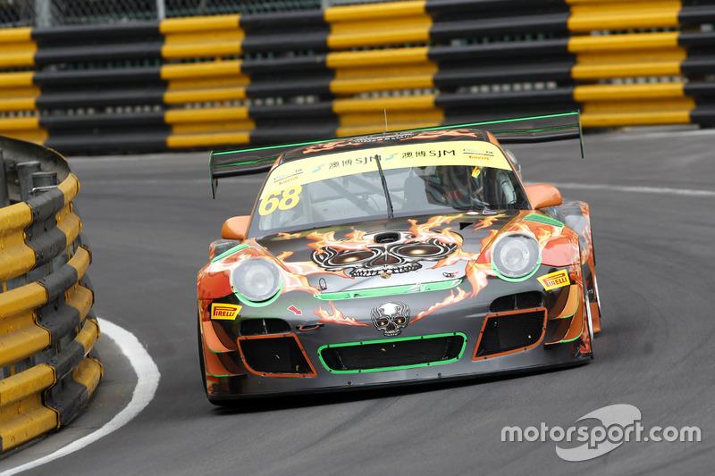 20. John Shen, Modena Motorsports, Porsche 911 GT3-R