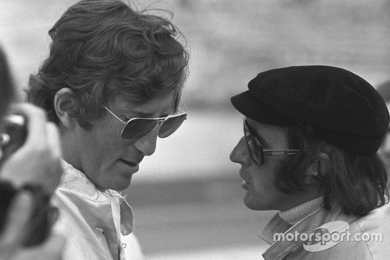 Jochen Rindt, Lotus 72C-Ford, Jackie Stewart, Ford marzo 701