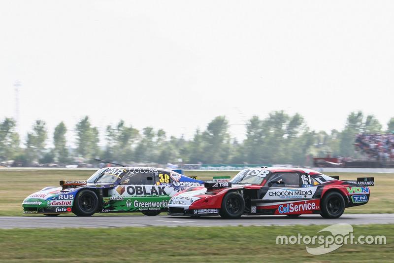 Gaston Mazzacane, Coiro Dole Racing Chevrolet, Jose Manuel Urcera, Las Toscas Racing Chevrolet