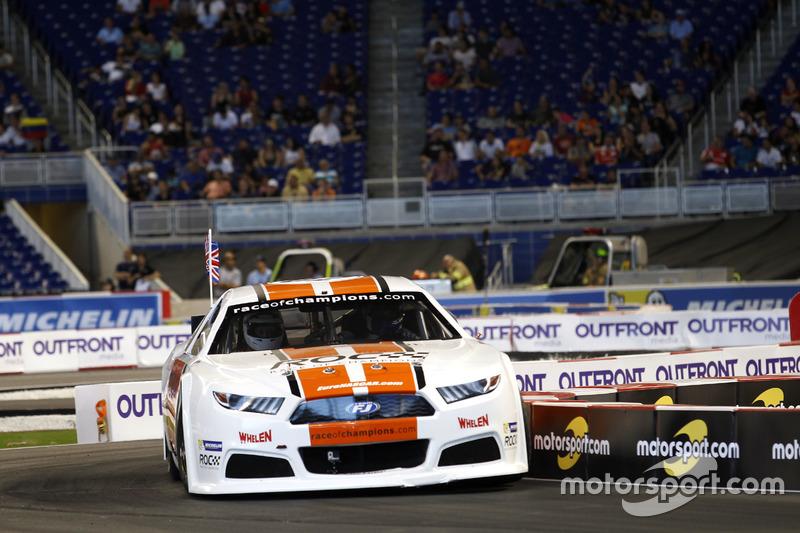 David Coulthard, Whelen NASCAR