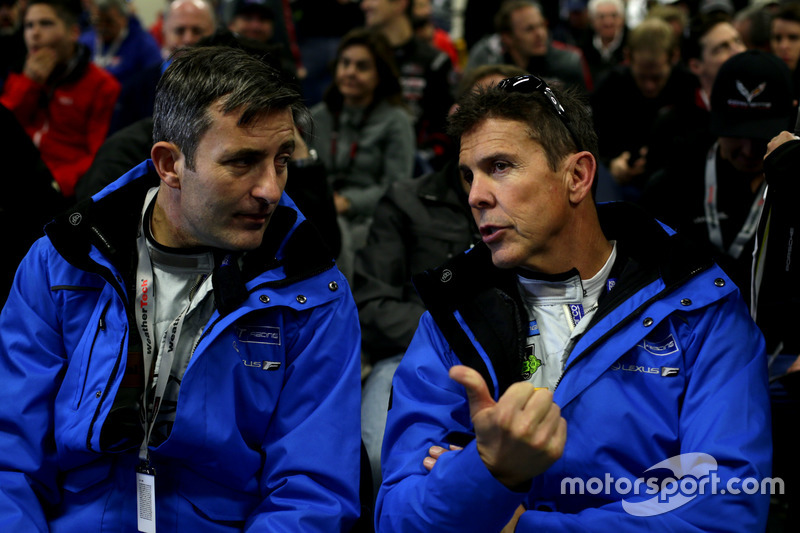 #14 3GT Racing Lexus RCF GT3: Scott Pruett, Ian James