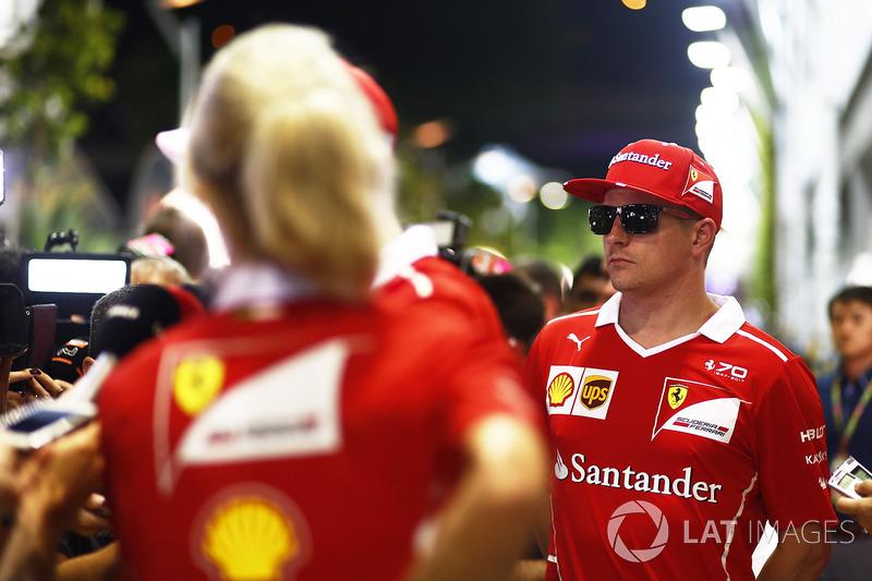 Bestätigt: Kimi Räikkönen (Finnland)