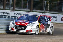 Себастьен Лёб, Team Peugeot Hansen, Peugeot 208 WRX