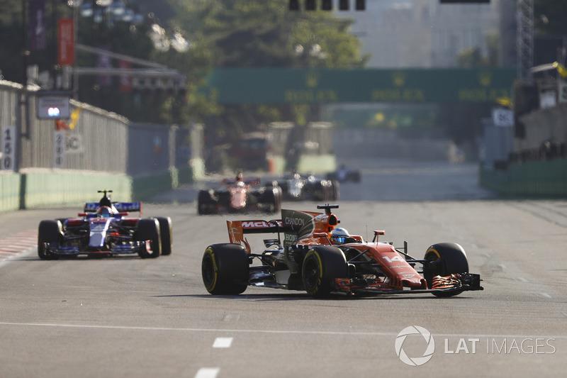 9. Фернандо Алонсо, McLaren