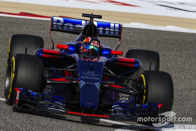 11: Даниил Квят, Scuderia Toro Rosso STR12
