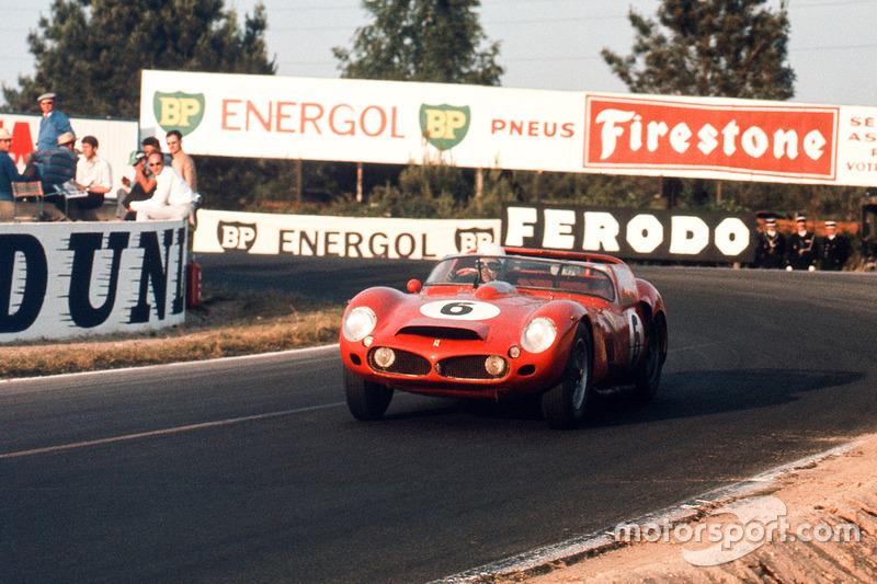 Olivier Gendebien, Phil Hill, Ferrari 330LM