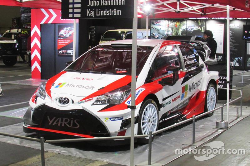 Yaris WRC, Toyota Gazoo Racing