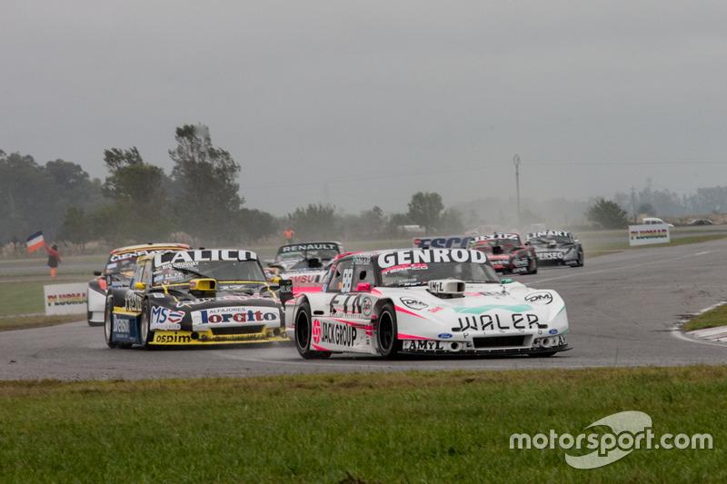 Leonel Sotro, Di Meglio Motorsport Ford, Emanuel Moriatis, Martinez Competicion Ford