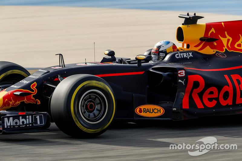 4: Даниэль Риккардо, Red Bull Racing RB13