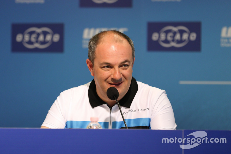Fredrik Wahlen, Team manager Polestar Cyan racing