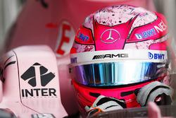 Эстебан Окон, Sahara Force India F1