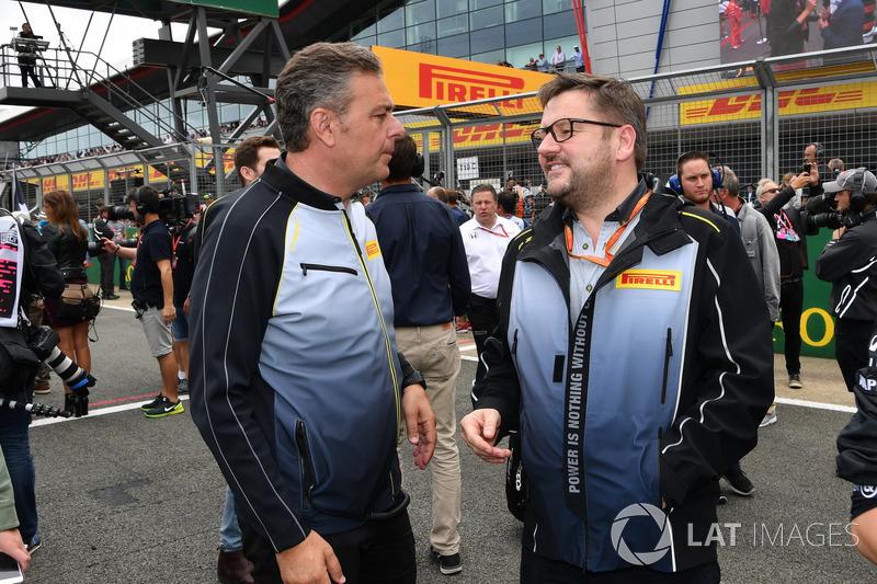Маріо Ізола, Пол Хембрі, Pirelli Motorsport