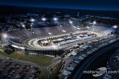 Martinsville Speedway announcement
