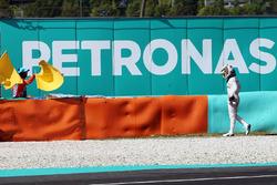 Lewis Hamilton, Mercedes AMG F1, Motorschaden