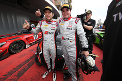 Sieger: #33 Belgian Audi Club Team WRT, Audi R8 LMS: Enzo Ide, Robin Frijns