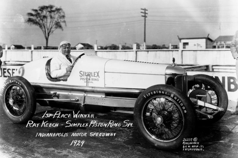 1929 - Ray Keech, Miller