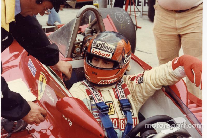 Gilles Villeneuve e Jacques Villeneuve