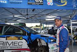 Marco Signor, Ford Focus WRC, Casarano Rally Team