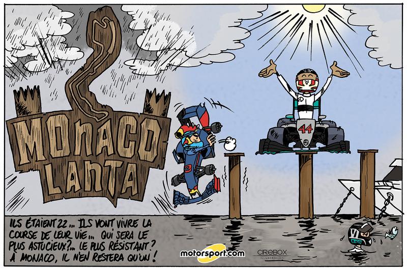 GP de Monaco - Monaco Lanta