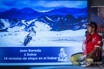2017 Dakar presentation
