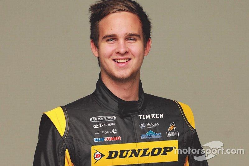 Jake Burton, Brad Jones Racing