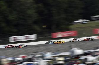Ryan Newman, Richard Childress Racing, Chevrolet Camaro Grainger, Alex Bowman, Hendrick Motorsports, Chevrolet Camaro Axalta