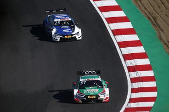 Nico Müller, Audi Sport Team Abt Sportsline, Audi RS 5 DTM, Philipp Eng, BMW Team RBM, BMW M4 DTM