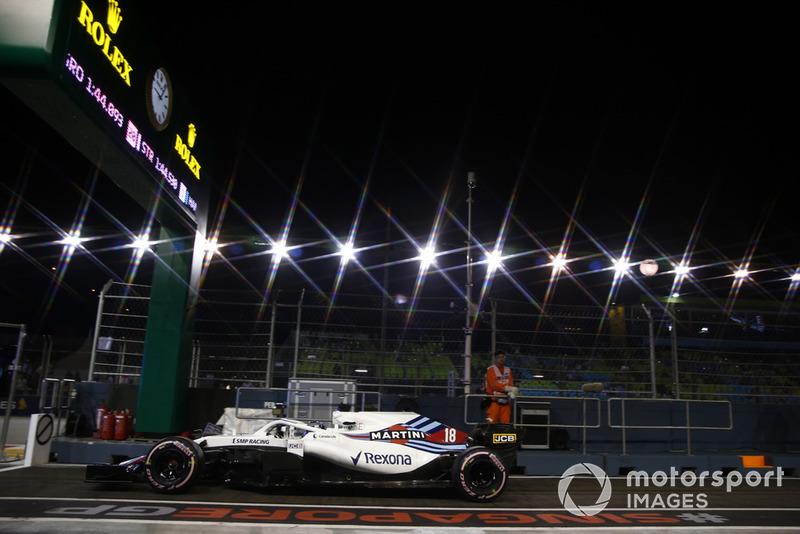 19. Lance Stroll, Williams FW41