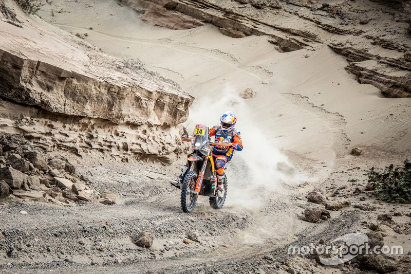 #14 Red Bull KTM Factory Racing KTM: Сем Сандерленд