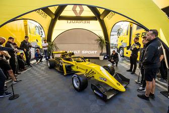 Présentation 2019 Formula Renault Eurocup