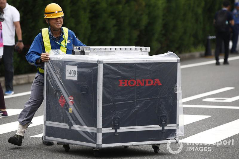 Muatan Honda