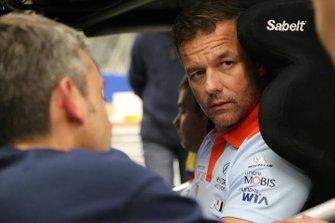 Sébastien Loeb moule son baquet chez Hyundai Motorsport