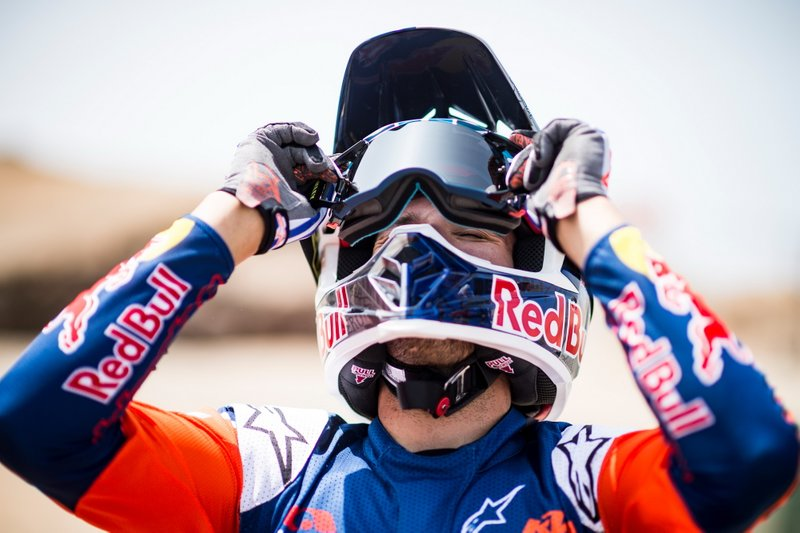Сэм Сандерленд, Red Bull KTM Factory Team (№14)