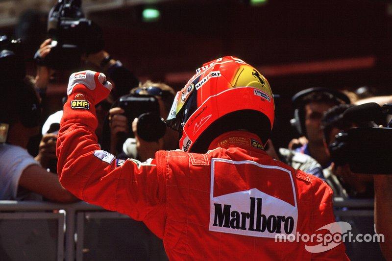 47勝目:2001年スペインGP