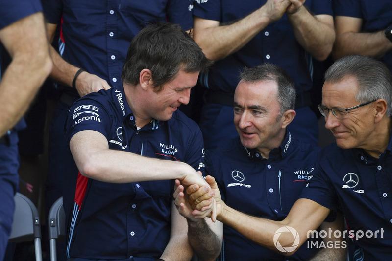 Rob Smedley deja Williams, equipo al que llegó en 2014 como jefe de rendimiento de ingeniería. Fue ingeniero sénior de pista y acabó ocupando un rol más amplio en la ingeniería del mítico equipo.