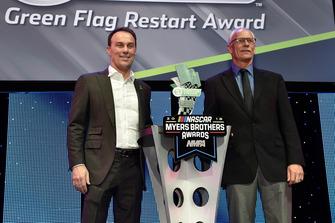 American Ethanol Green Flag Restart Award: Kevin Harvick, Stewart-Haas Racing