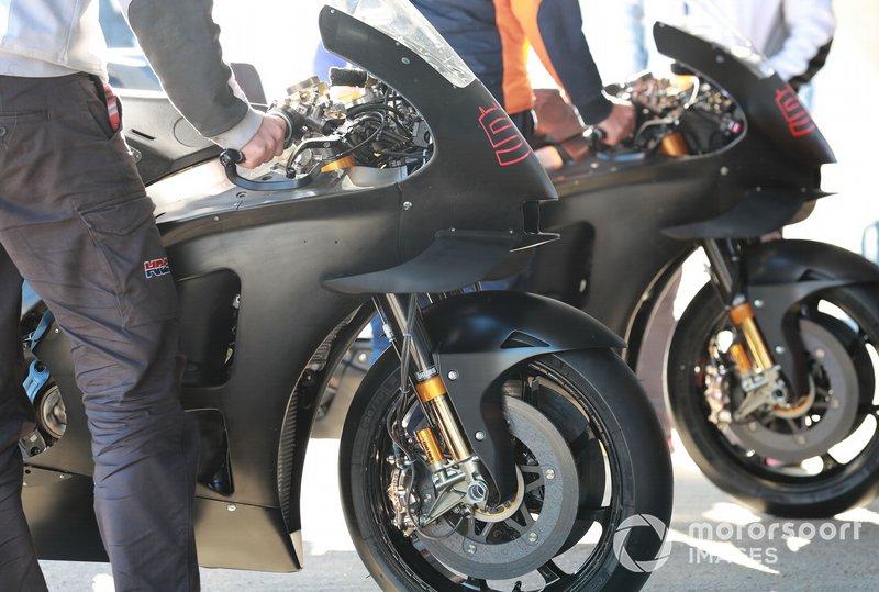 Мотоциклы Хорхе Лоренсо, Repsol Honda Team